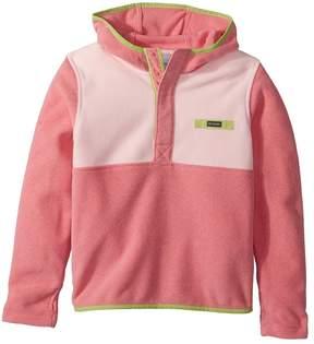 Columbia Kids Mountain Side Fleece Hoodie Girl's Sweatshirt