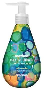 Method Products Creative Growth Limited Edition Gel Hand Soap Palm Garden - 12 fl oz