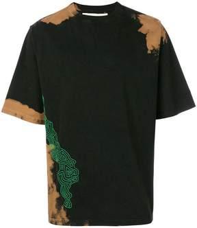 Damir Doma tie dye print T-shirt