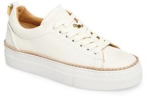Buscemi Women's Tennis Crepone Sneaker