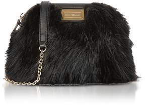 Emporio Armani Eco-fur Small Shoulder Bag