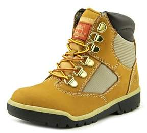 Timberland 6-inch Leather And Fabric Field Boot Boot.