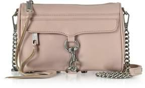 Rebecca Minkoff Vintage Pink Mini Mac Clutch/shoudler Bag - PINK - STYLE