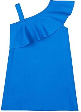 Milly ONE-SHOULDER DRESS