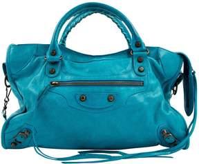 Balenciaga First leather bag