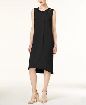 Bar III High-Low Shift Dress, Created for Macy's