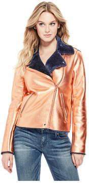 GUESS Gemma Metallic Jacket