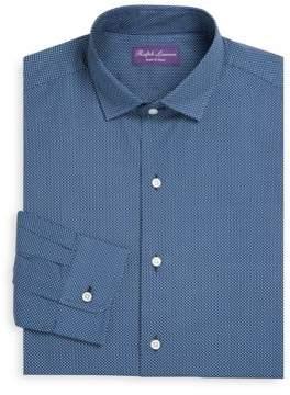 Ralph Lauren Purple Label Amalfi Regular-Fit Cotton Dress Shirt
