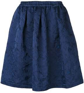 Aspesi textured skirt