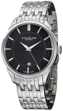 Stuhrling Original Arlington 461.33111 Stainless Steel 40mm Watch