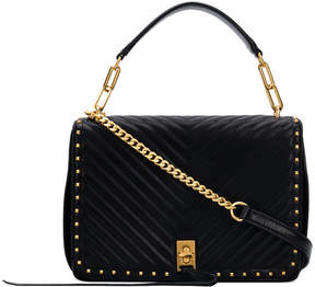 Rebecca Minkoff Becky shoulder bag - BLACK - STYLE