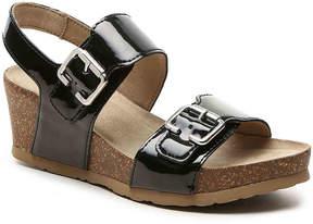 White Mountain Women's Marquel Wedge Sandal
