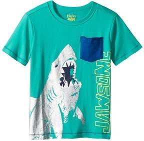 Hatley Jawsome Austral Lagoon Tee Boy's T Shirt