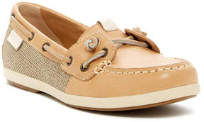Sperry Coil Ivy Contrast Boat Shoe