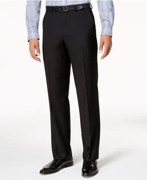 Sean John Men's Classic-Fit Black Stretch Pants