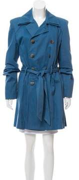 Timo Weiland Double-Breasted Trench Coat