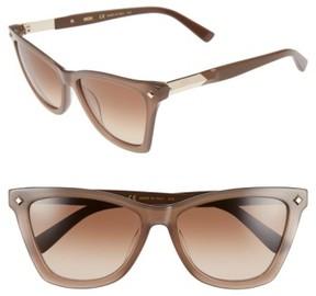 MCM Women's 57Mm Retro Sunglasses - Turtle Dove
