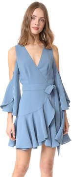 Finders Keepers findersKEEPERS Patience Wrap Dress
