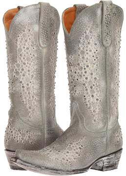 Old Gringo Eagle Metal Cowboy Boots