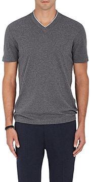 Brunello Cucinelli Men's Cotton Jersey Slim-Fit T-Shirt