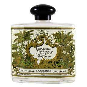 L'Aromarine Epices (Spice) Body Lotion by Outremer, formerly 6.7floz Lotion)