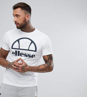 Ellesse Trista Crew Neck T-Shirt In White