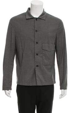 Barena Venezia Woven Button-Up Shirt
