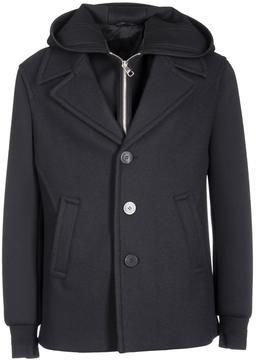 Neil Barrett Hooded Coat