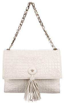 Gianni Versace Quilted Vanitas Bag