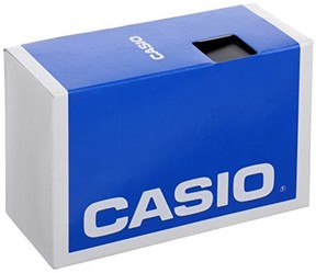 Casio Men's Digital Casual Watch, Black/Silver - F91WM-1B