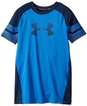 Under Armour Kids Armour Graphic Short Sleeve Boy's T Shirt