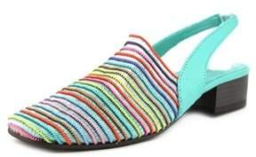 Karen Scott Women's Carolton Heeled Slingback Sandals.