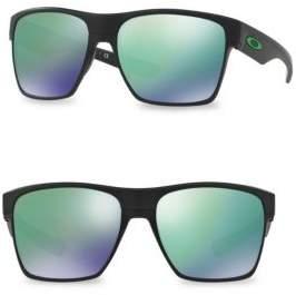 Oakley 59MM Twoface Sunglasses