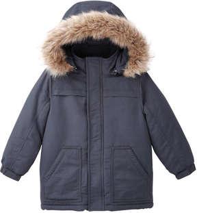 Joe Fresh Toddler Boys' Parka, Dark Charcoal (Size 4)
