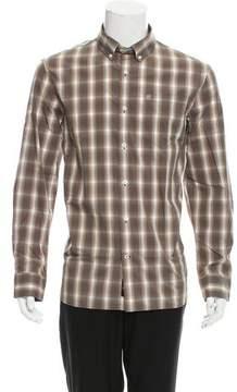 Victorinox Plaid Button-Up Shirt w/ Tags