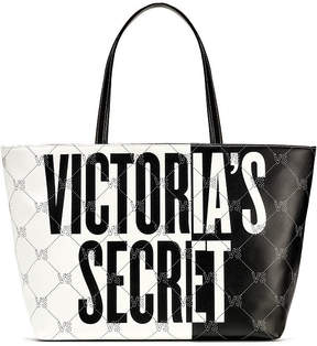 Victoria's Secret Victorias Secret Monogram Everything Tote