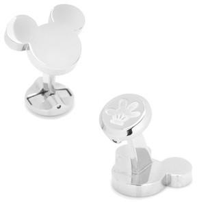Cufflinks Inc. Men's Cufflinks, Inc. Disney Mickey Mouse Cuff Links