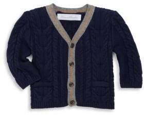 Tartine et Chocolat Baby's Long Sleeve Knit Cardigan