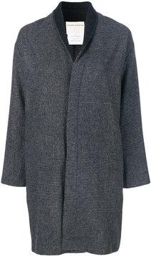 Stephan Schneider tartan coat