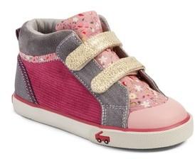 See Kai Run Infant Girl's Kya Sneaker