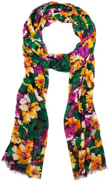Patricia Nash Summer Evening Bloom Collection Scarf