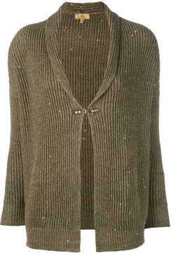 Fay sparkly button cardigan