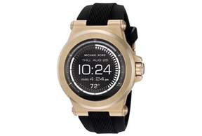 Michael Kors Touchscreen Black Dylan Smartwatch MKT5009