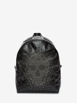 Alexander McQueen Exploded Studded Skull Backpack