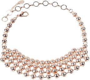 Amrita Singh Rose Goldtone Kinari Choker Necklace
