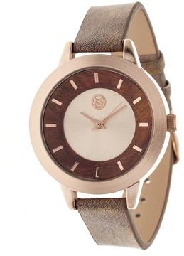 Earth Autumn Collection ETHEW3003 Women's Watch
