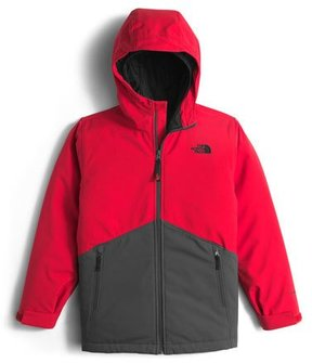 The North Face Apex Elevation Colorblock Jacket, Red/Black, Size XXS-XL