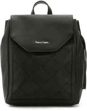 Women's Violet Backpack -Black