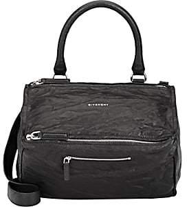 Givenchy Women's Pandora Pepe Medium Messenger Bag-Black