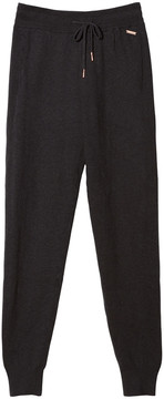 Sweaty Betty Loki Luxe Knitted Pants in Slate Marl, Medium